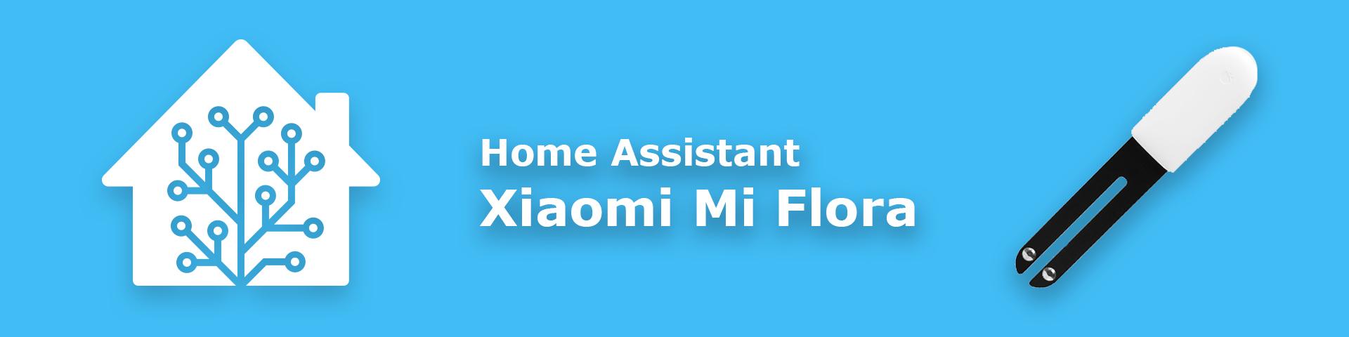 Caring your plants with Mi Flora and Home Assistant