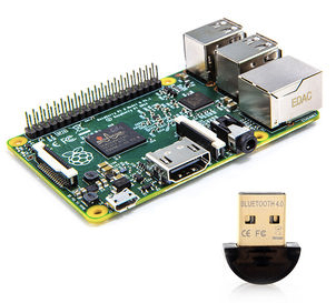 Raspberry Pi + USB Bluetooth