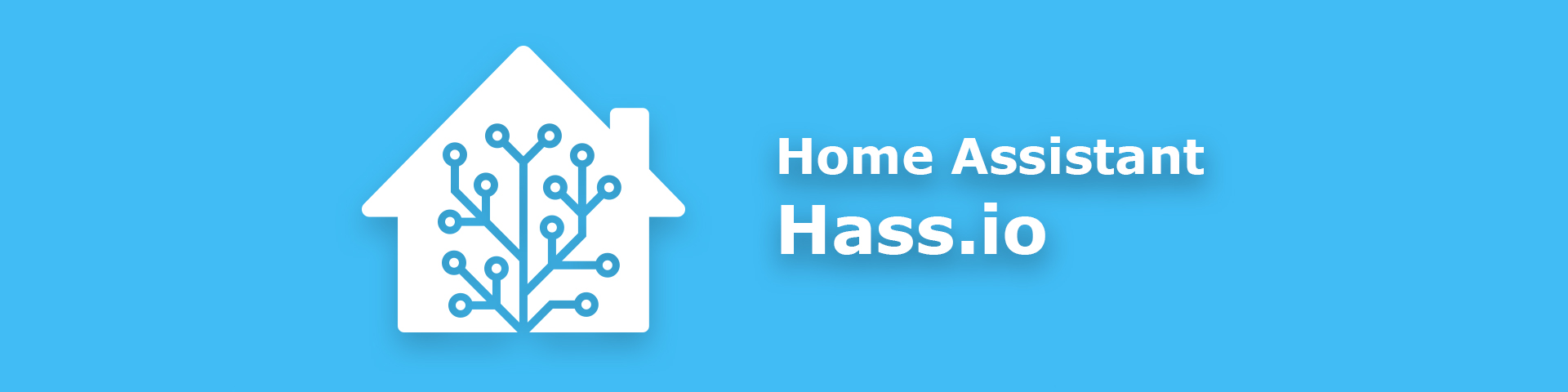 Domotizing our house with Home Assistant