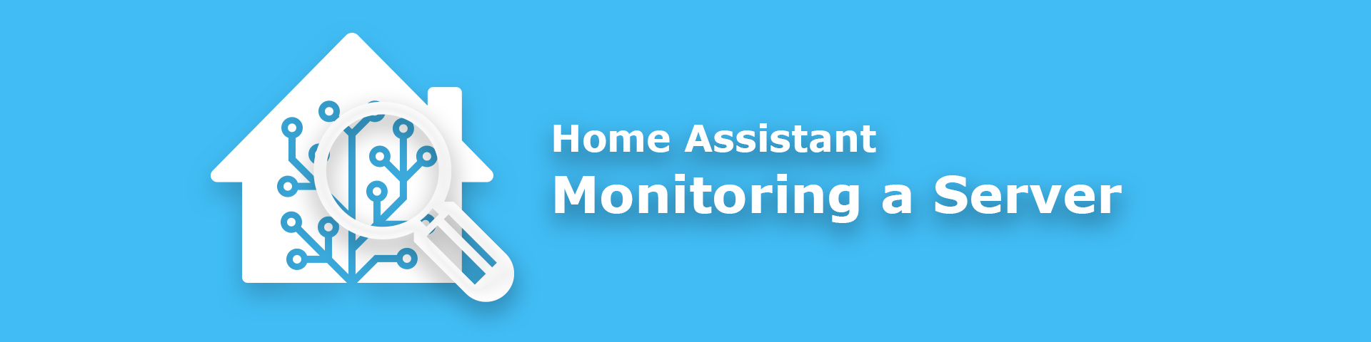 Monitoring a Home Assistant server