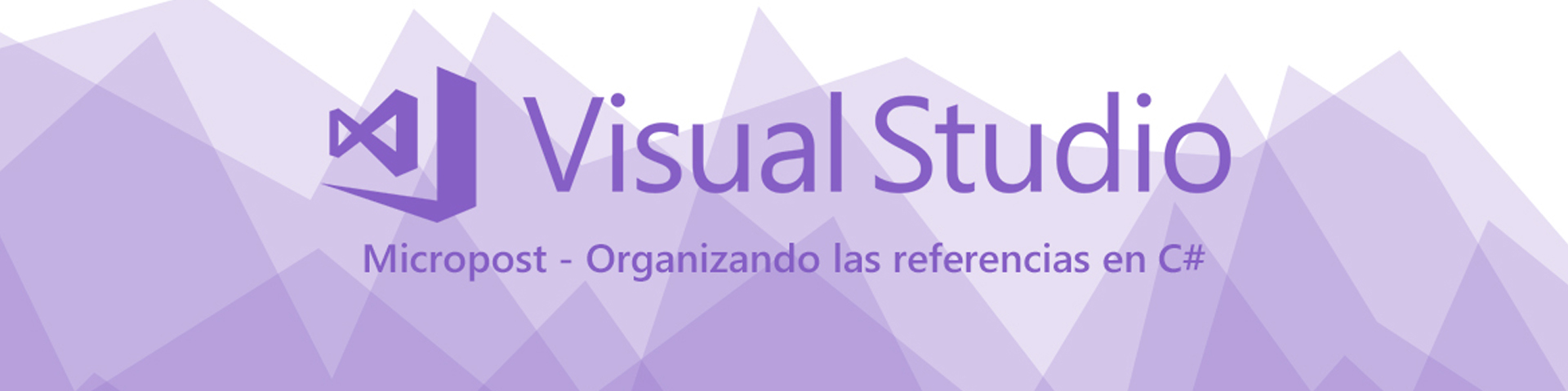 [Micro-Post] Organizando las referencias en C#