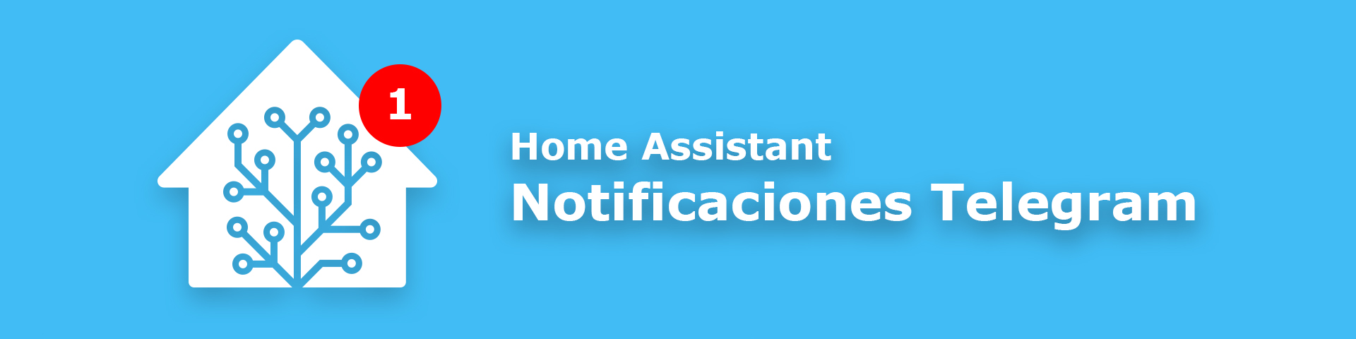 Notificaciones de Home Assistant en Telegram